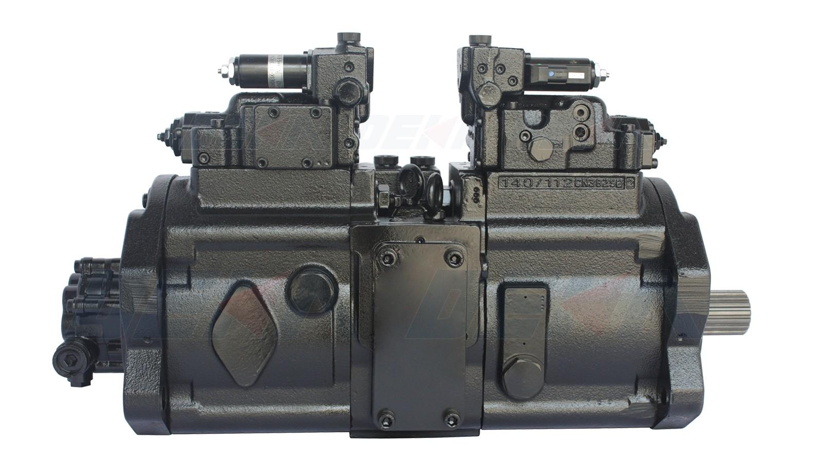 神钢 SK350-8  K3V112-YTOK